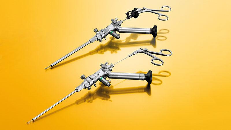 LOTTA® 6°: Sistema de Endoscopia para Neurocirurgia Intracraniana