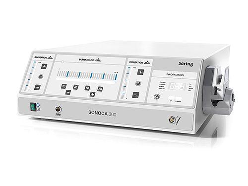 Sonoca 300: Aspirador Ultrassônico